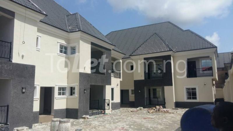2 bedroom Flat / Apartment for rent Emmanuel Emenike Estate, world bank Owerri Imo - 1