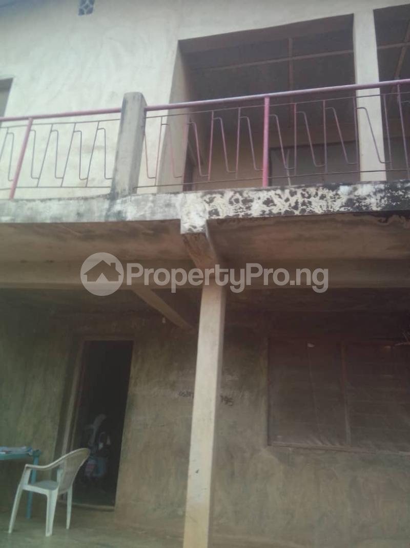 10 bedroom House for sale Niyi-Nike Street, Agunbelewo area, Ilobu road, Osogbo Osogbo Osun - 0