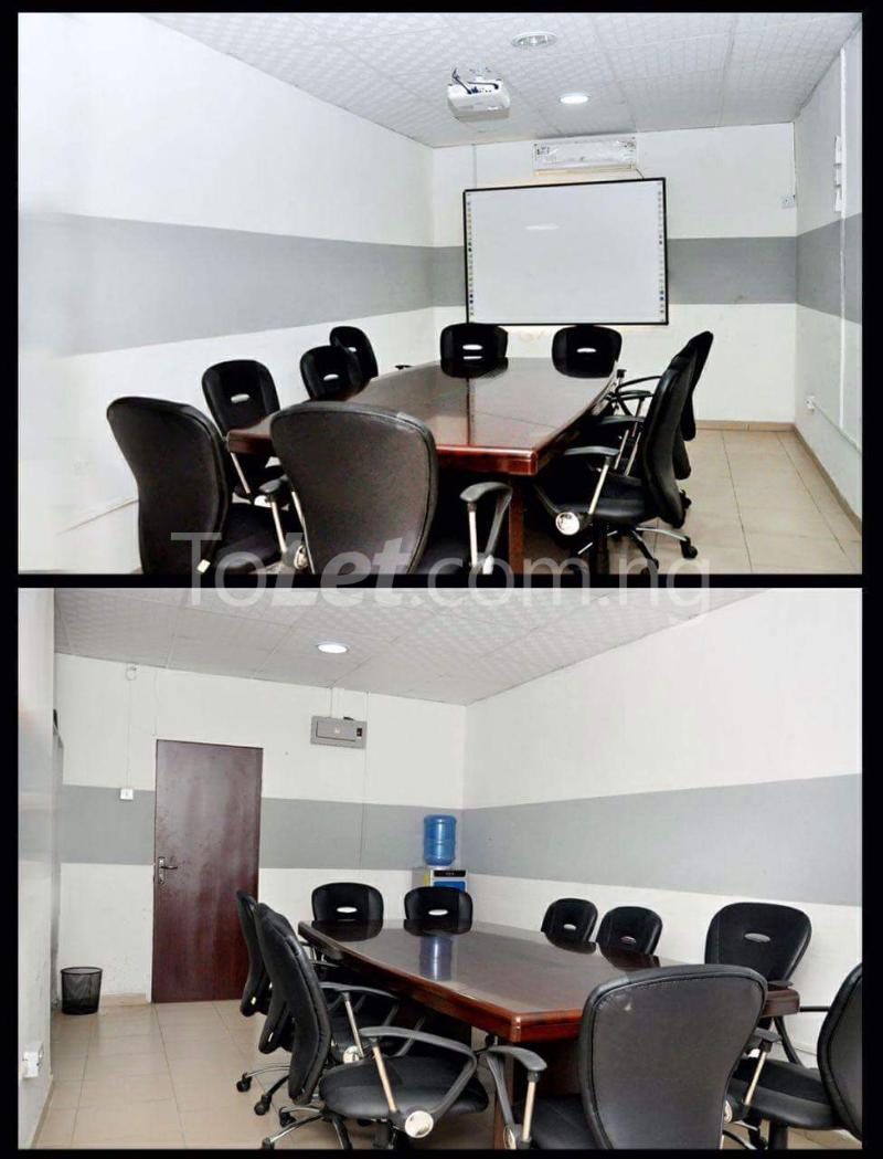 Office Space Commercial Property for shortlet 10 Association Avenue  Magodo GRA Phase 2 Kosofe/Ikosi Lagos - 1