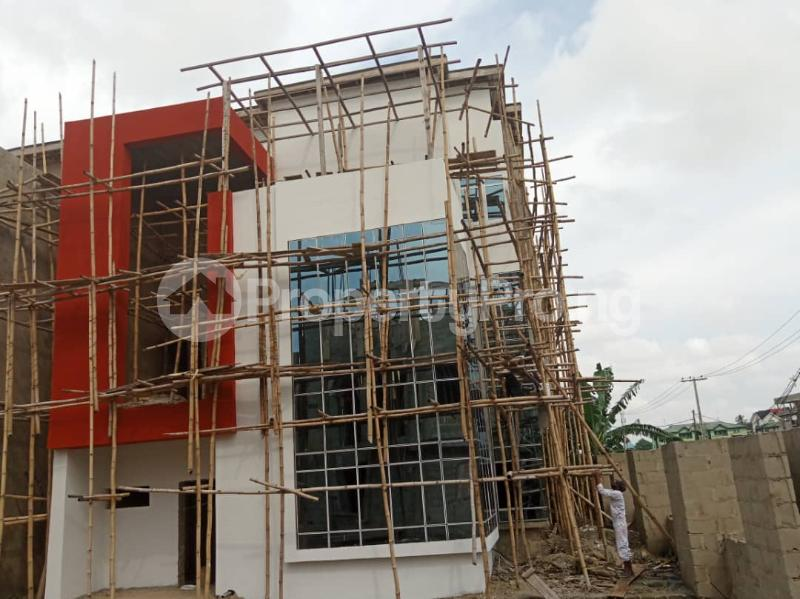 4 bedroom Blocks of Flats House for sale Salvation road, After Sheraton, Right end of the road, Omega Courts Opebi Ikeja Lagos - 26