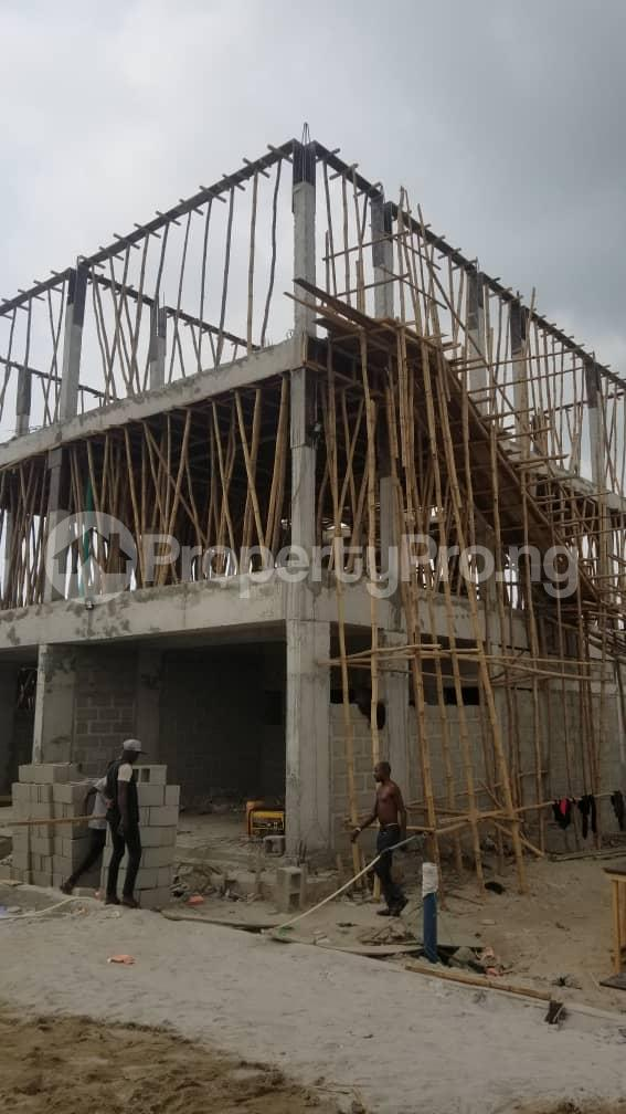 4 bedroom Blocks of Flats House for sale Salvation road, After Sheraton, Right end of the road, Omega Courts Opebi Ikeja Lagos - 8