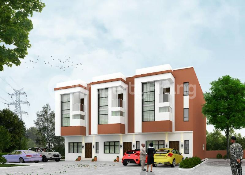 4 bedroom Blocks of Flats House for sale Salvation road, After Sheraton, Right end of the road, Omega Courts Opebi Ikeja Lagos - 15