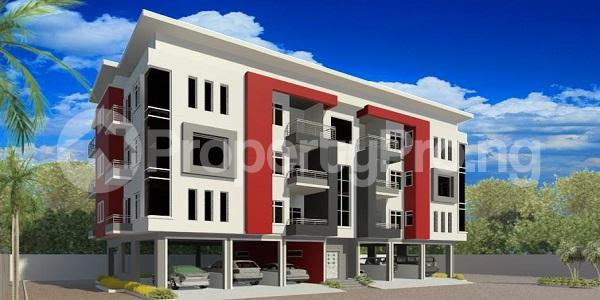 4 bedroom Blocks of Flats House for sale Salvation road, After Sheraton, Right end of the road, Omega Courts Opebi Ikeja Lagos - 5