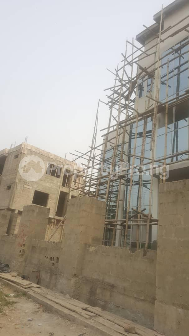 4 bedroom Blocks of Flats House for sale Salvation road, After Sheraton, Right end of the road, Omega Courts Opebi Ikeja Lagos - 20