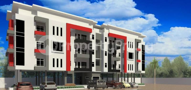 4 bedroom Blocks of Flats House for sale Salvation road, After Sheraton, Right end of the road, Omega Courts Opebi Ikeja Lagos - 13