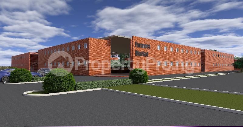 Warehouse Commercial Property for sale Karmo District Market Karmo Abuja - 2