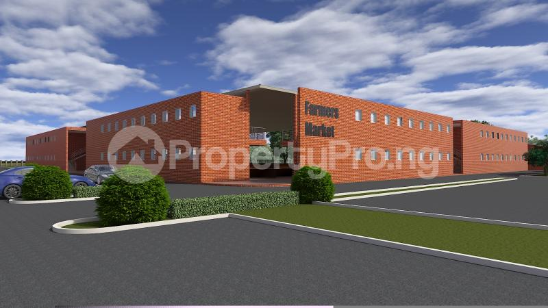 Warehouse Commercial Property for sale Karmo District Market Karmo Abuja - 3