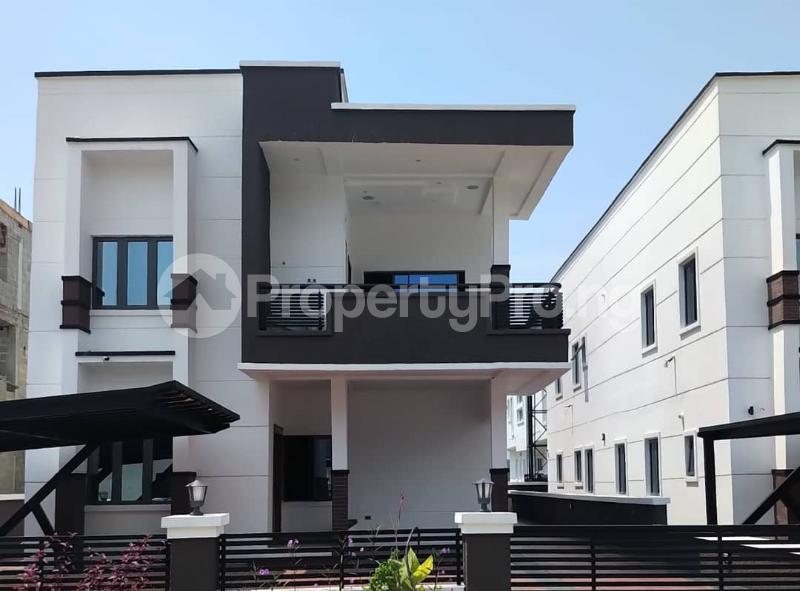 5 bedroom Detached Duplex House for sale LEKKI COUNTY ESTATE