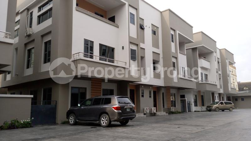 5 bedroom Semi Detached Duplex House for sale ONIRU Victoria Island Lagos - 15
