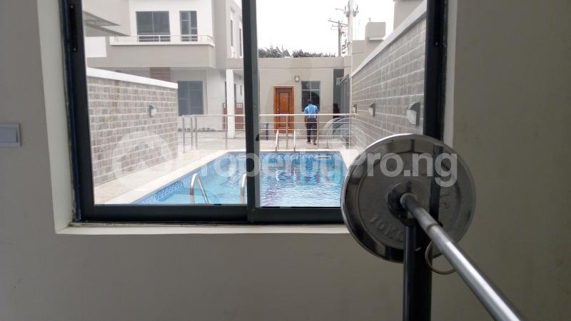 5 bedroom Semi Detached Duplex House for sale ONIRU Victoria Island Lagos - 1