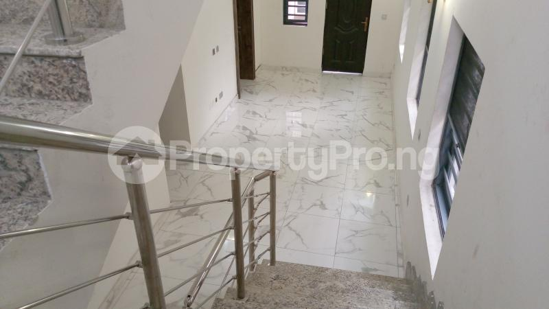 5 bedroom Semi Detached Duplex House for sale ONIRU Victoria Island Lagos - 21