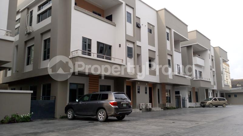 5 bedroom Semi Detached Duplex House for sale ONIRU Victoria Island Lagos - 14