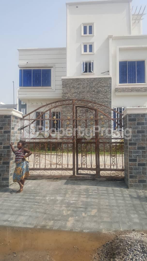 5 bedroom Detached Duplex House for sale Well secured estate at guzape, Abuja. Guzape Abuja - 1