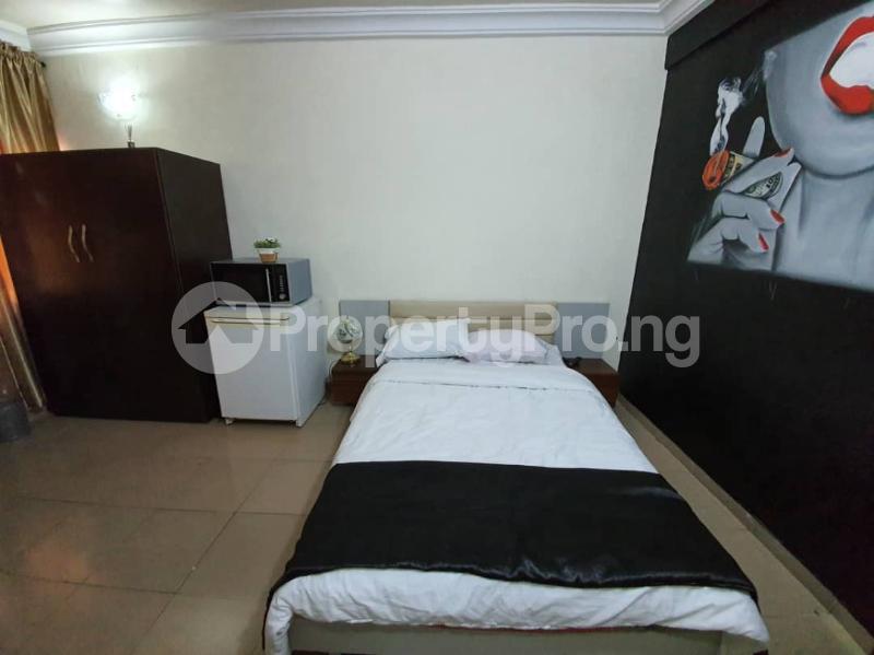 1 bedroom mini flat  Studio Apartment Flat / Apartment for shortlet Adeniyi Coker street Victoria Island Lagos - 1
