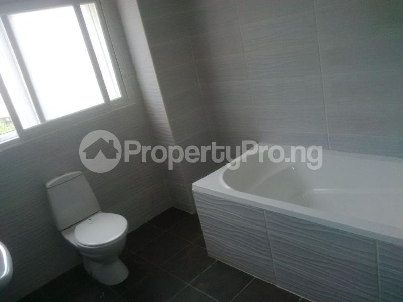 4 bedroom Terraced Duplex House for sale Just before Agungi Osapa london Lekki Lagos - 8