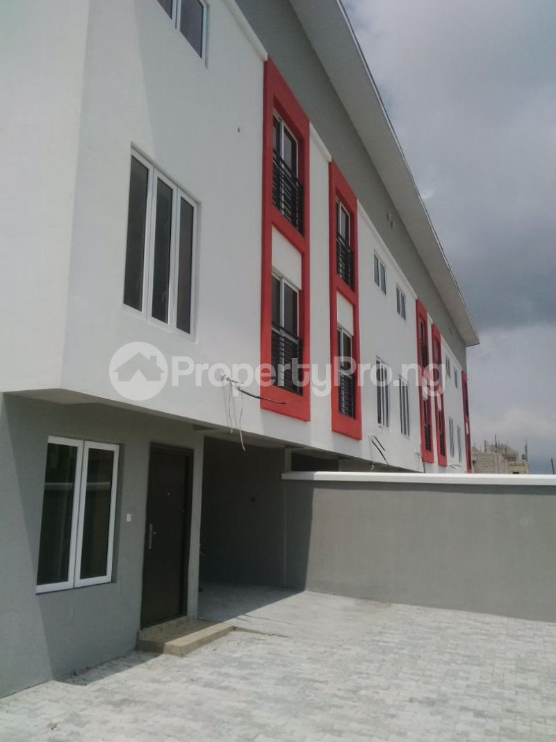 4 bedroom Terraced Duplex House for sale Just before Agungi Osapa london Lekki Lagos - 11