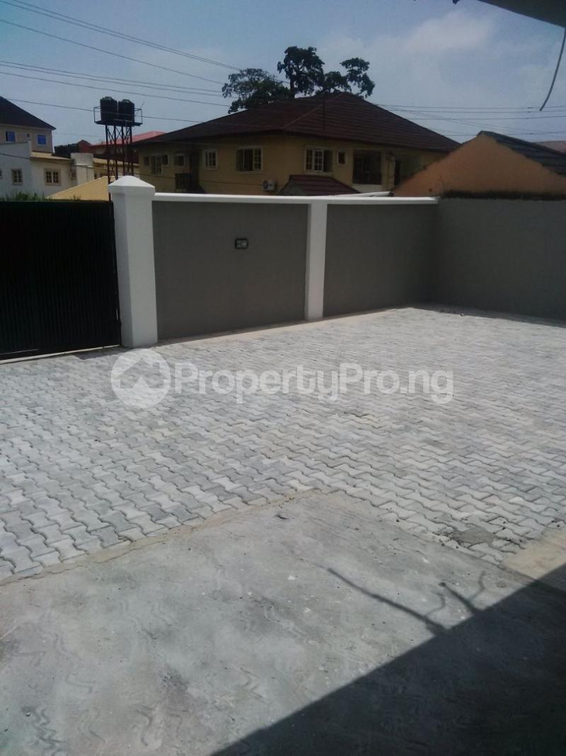 4 bedroom Terraced Duplex House for sale Just before Agungi Osapa london Lekki Lagos - 6