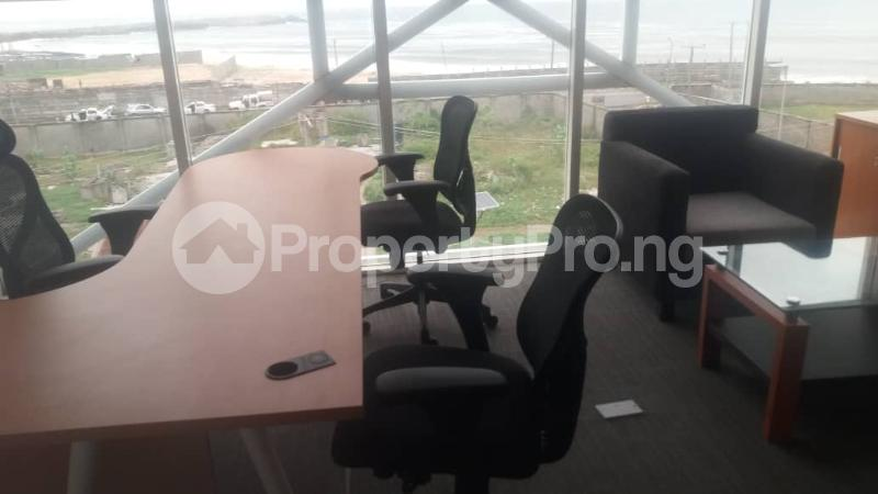 1 bedroom mini flat  Office Space Commercial Property for rent Elf, by Pinnacle Filling Station Lekki Phase 1 Lekki Lagos - 1