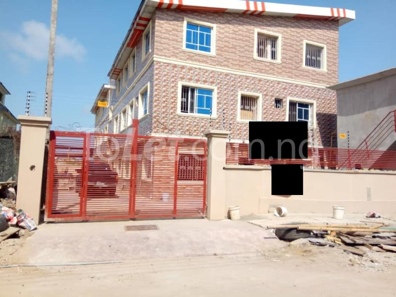 1 bedroom mini flat  Flat / Apartment for rent Chevron, Lekki Phase 2 Lekki Lagos - 0