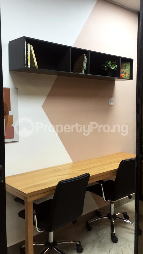 Desk Co working space for shortlet 10 Hughes Avenue Alagomeji Yaba Lagos - 0