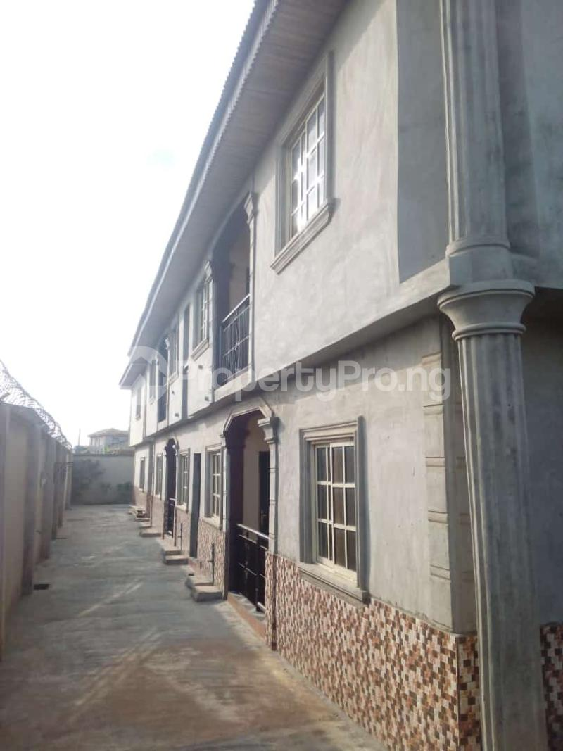 2 bedroom Blocks of Flats House for rent Iyana ipaja Oke-Odo Agege Lagos - 2