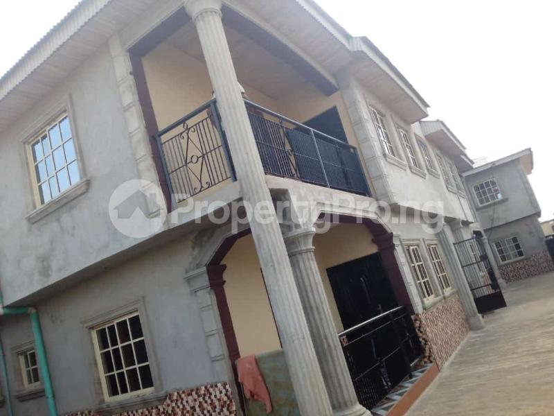 2 bedroom Blocks of Flats House for rent Iyana ipaja Oke-Odo Agege Lagos - 0