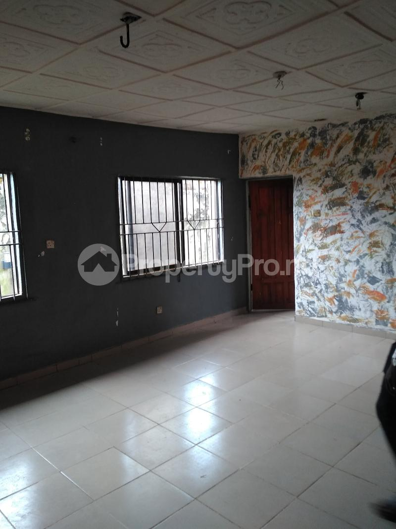 2 bedroom Shared Apartment Flat / Apartment for rent Major bus stop ayobo Ayobo Ipaja Lagos - 1