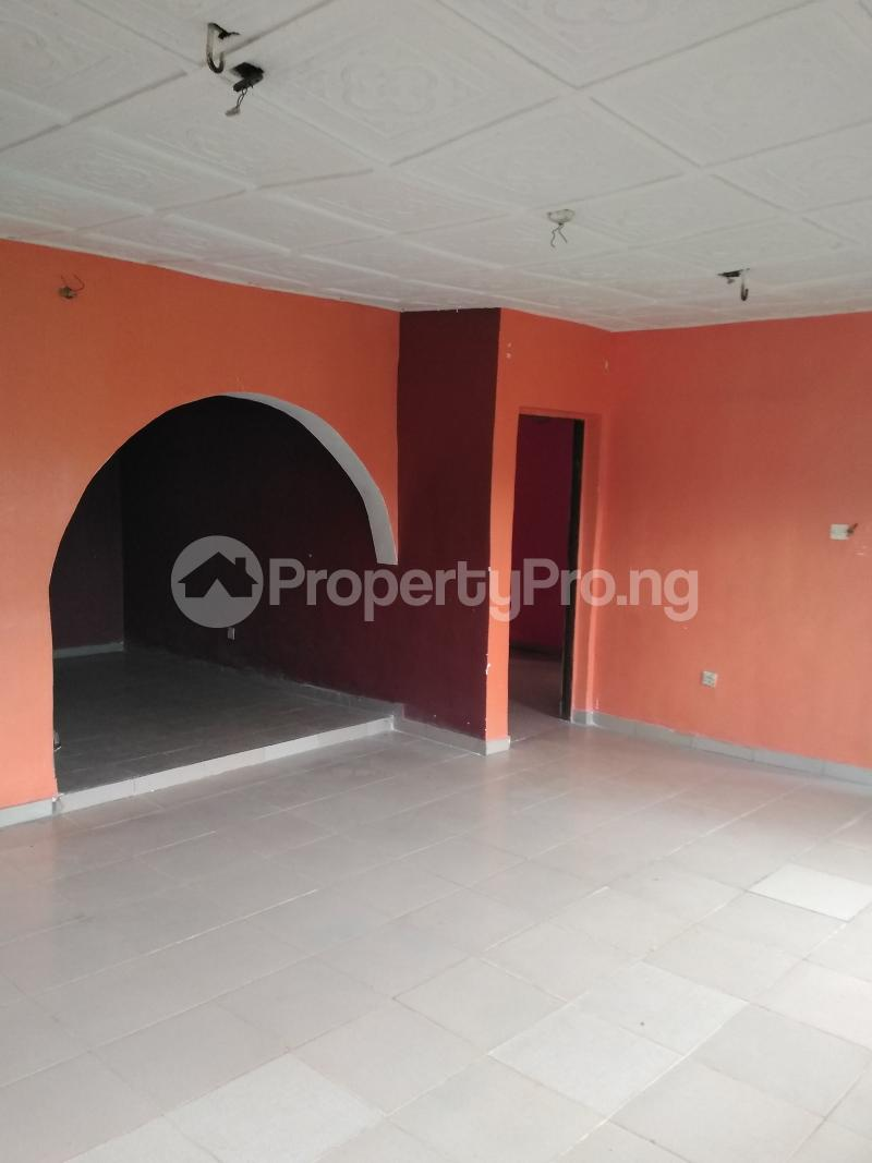 2 bedroom Shared Apartment Flat / Apartment for rent Major bus stop ayobo Ayobo Ipaja Lagos - 0
