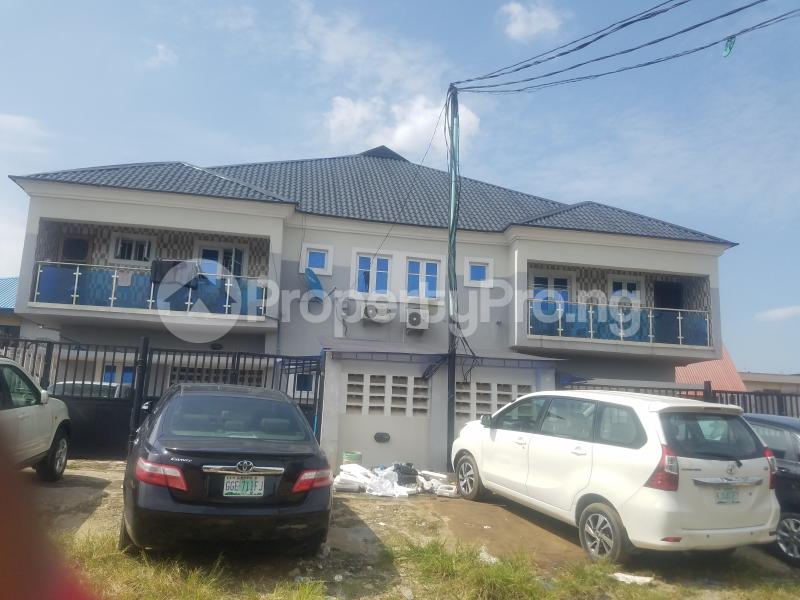 2 bedroom Blocks of Flats House for rent Wema bank Osolo way Ajao Estate Isolo Lagos - 0