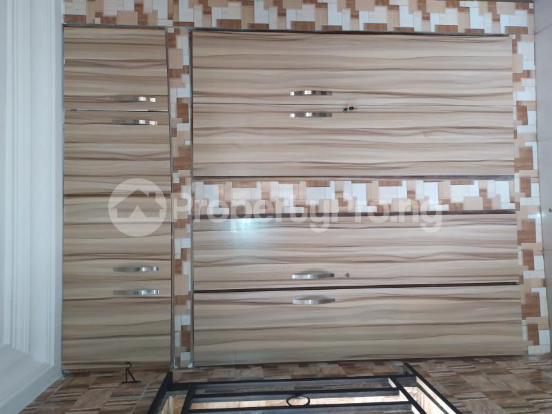 3 bedroom Flat / Apartment for rent  puposhola Abule Egba  Abule Egba Lagos - 1
