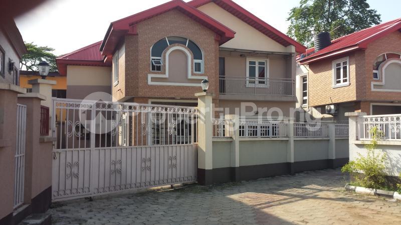 5 bedroom Detached Duplex House for rent GRA Ogudu Ogudu Lagos - 0