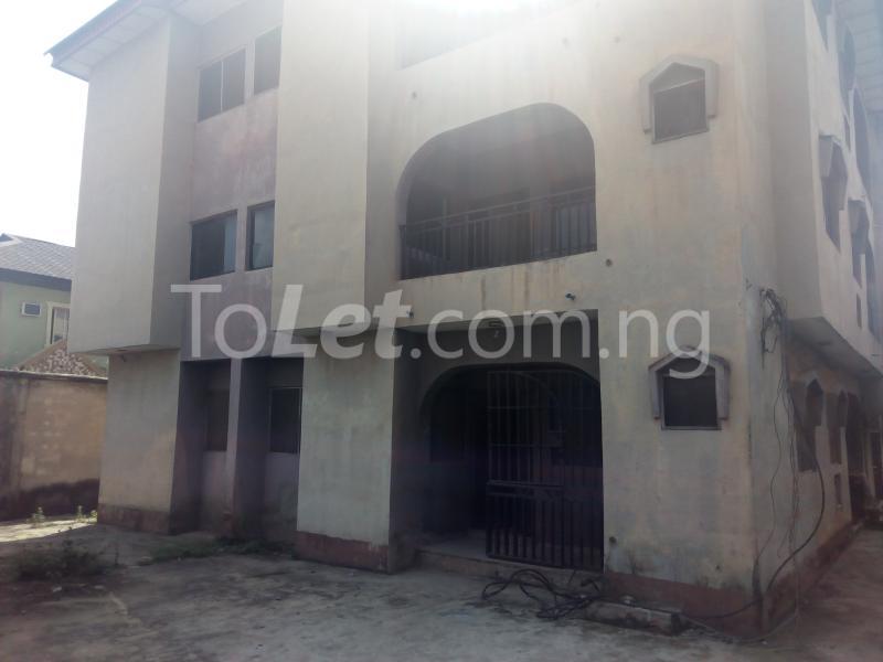 3 bedroom Flat / Apartment for sale  Puposola New oko oba road Oko oba Agege Lagos - 0