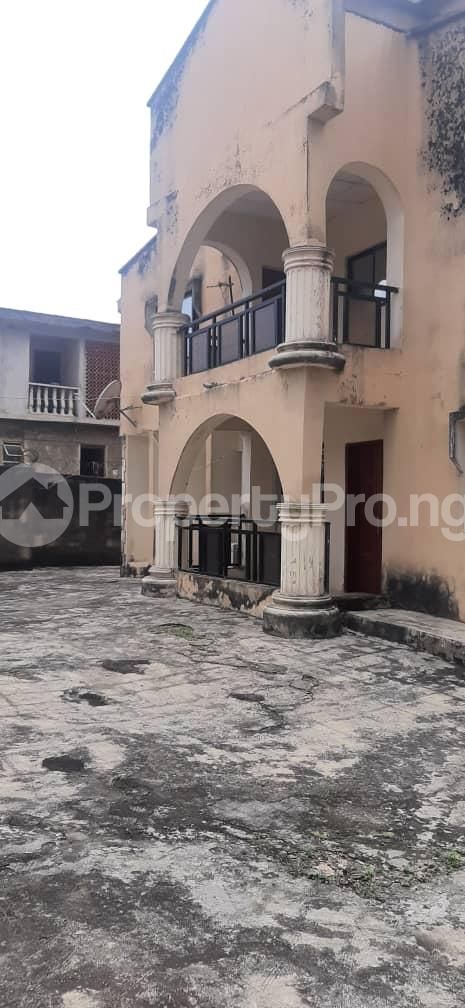 2 bedroom Flat / Apartment for rent ... Abule Egba Lagos - 0