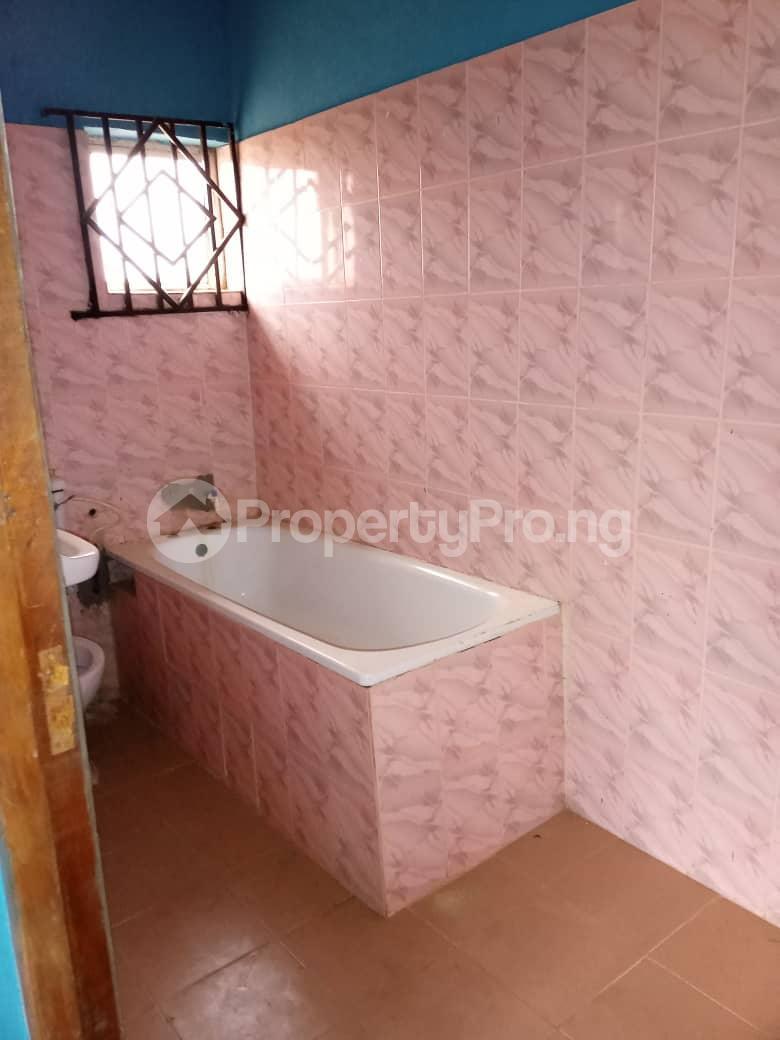 3 bedroom Blocks of Flats House for rent moshalashi after kola bus stop Alagbado Abule Egba Lagos - 1