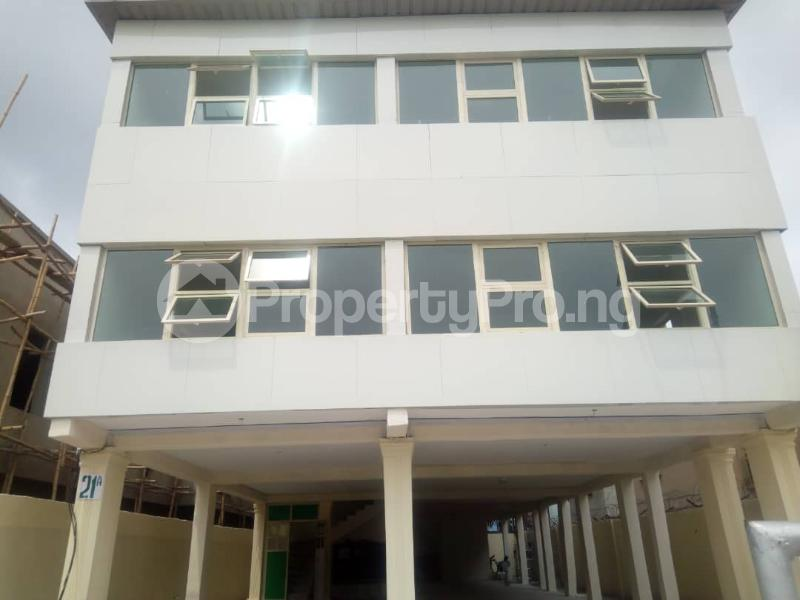 Office Space Commercial Property for rent -- Lekki Phase 1 Lekki Lagos - 0