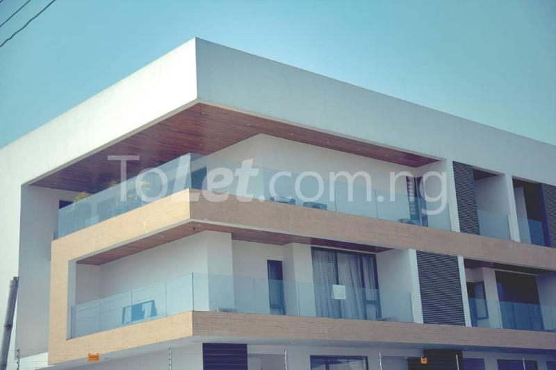 4 bedroom House for sale Ikate  Lekki Lagos - 1