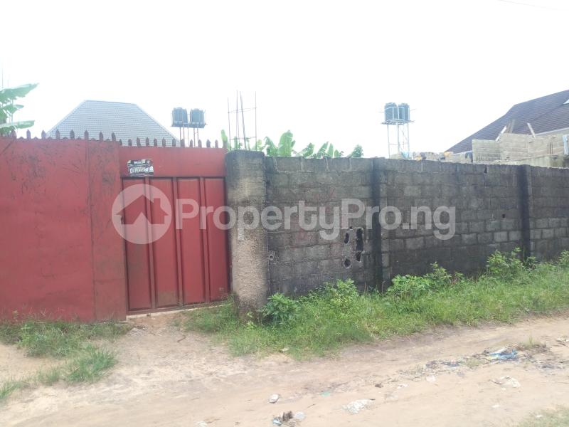 10 bedroom Residential Land Land for sale New Road Ada George Port Harcourt Rivers - 0