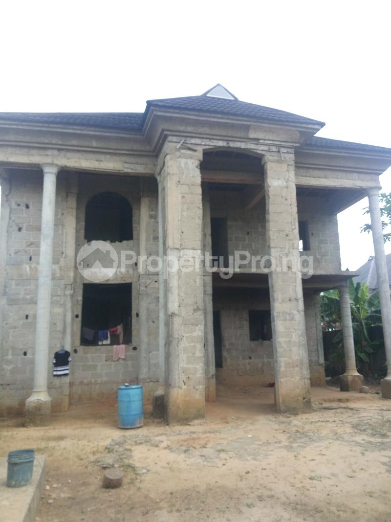 4 bedroom Detached Duplex House for sale New road Ada George Port Harcourt Rivers - 3