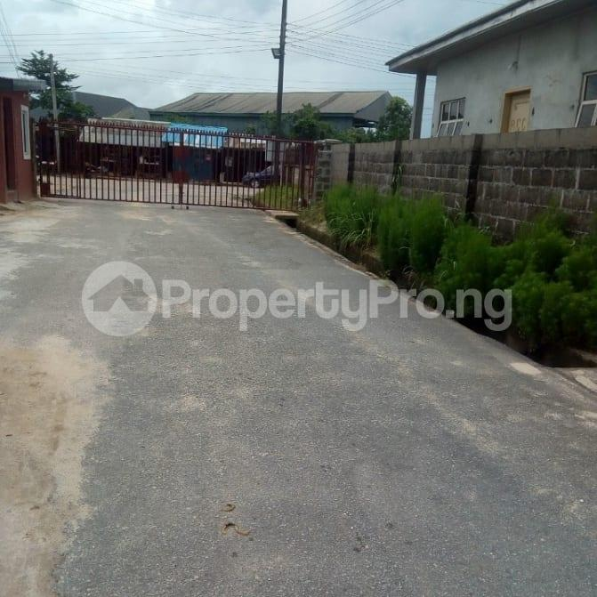 Residential Land Land for sale Shell Co operative Eliozu Port Harcourt Rivers - 1