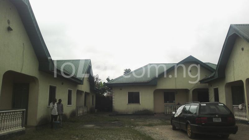 8 bedroom Flat / Apartment for sale Opposite Larritel Hotel, Lapierre Angulaire High School, By Ijindah Close Port Harcourt. Magbuoba Port Harcourt Rivers - 1