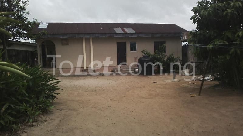 2 bedroom House for sale Okocha Street, Rumuigbo, Port Harcourt. Rumuokwuta Port Harcourt Rivers - 0