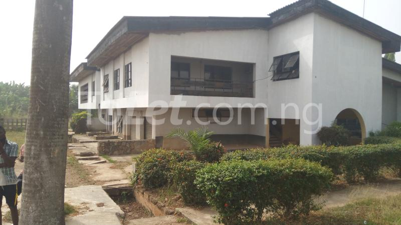 7 bedroom Commercial Property for rent Off Awolowo road, Bodija Ibadan Oyo - 1