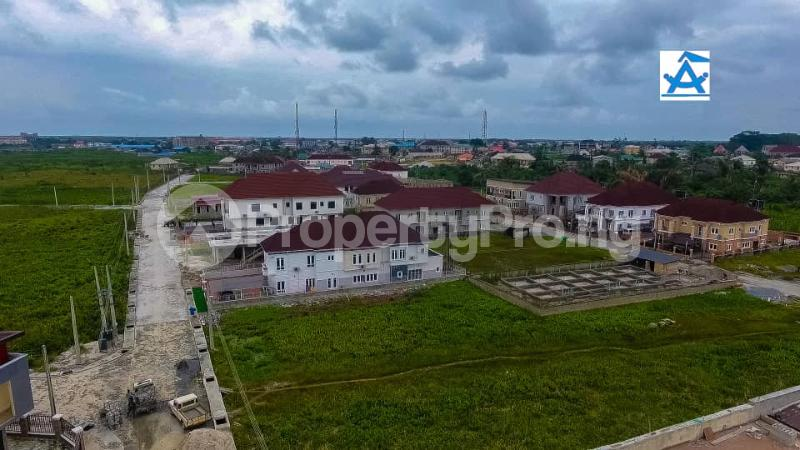 Serviced Residential Land Land for sale 5 minutes from Shoprite  Sangotedo Ajah Lagos - 1