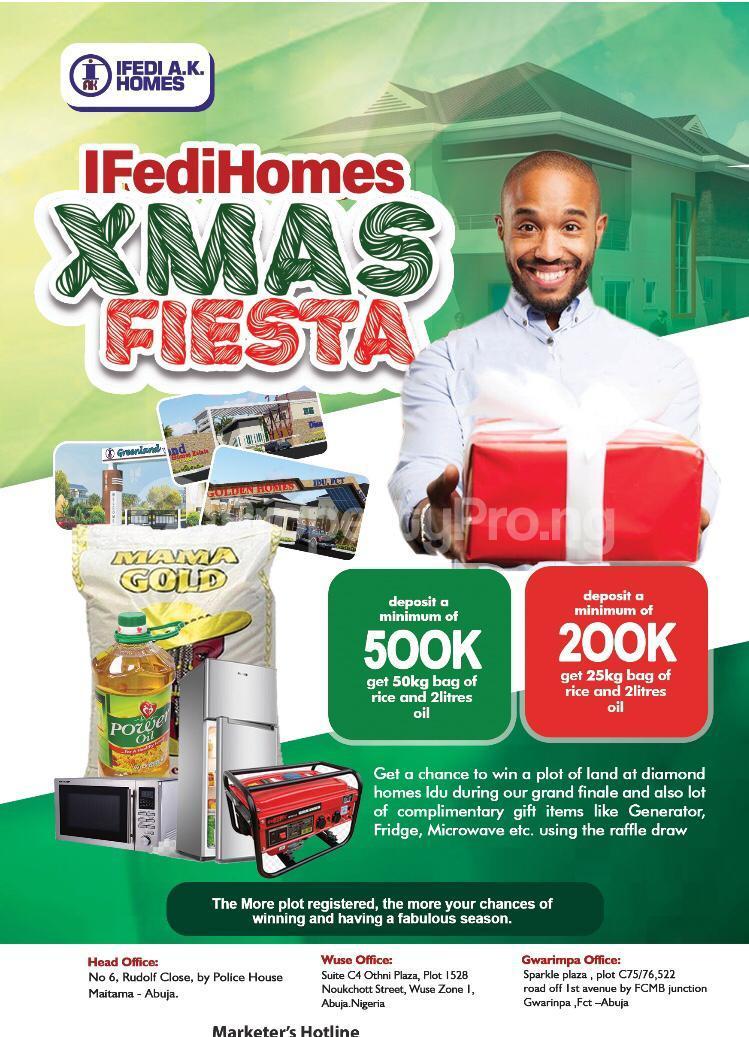 Residential Land Land for sale Along kubwa express way Gwarinpa Abuja - 3