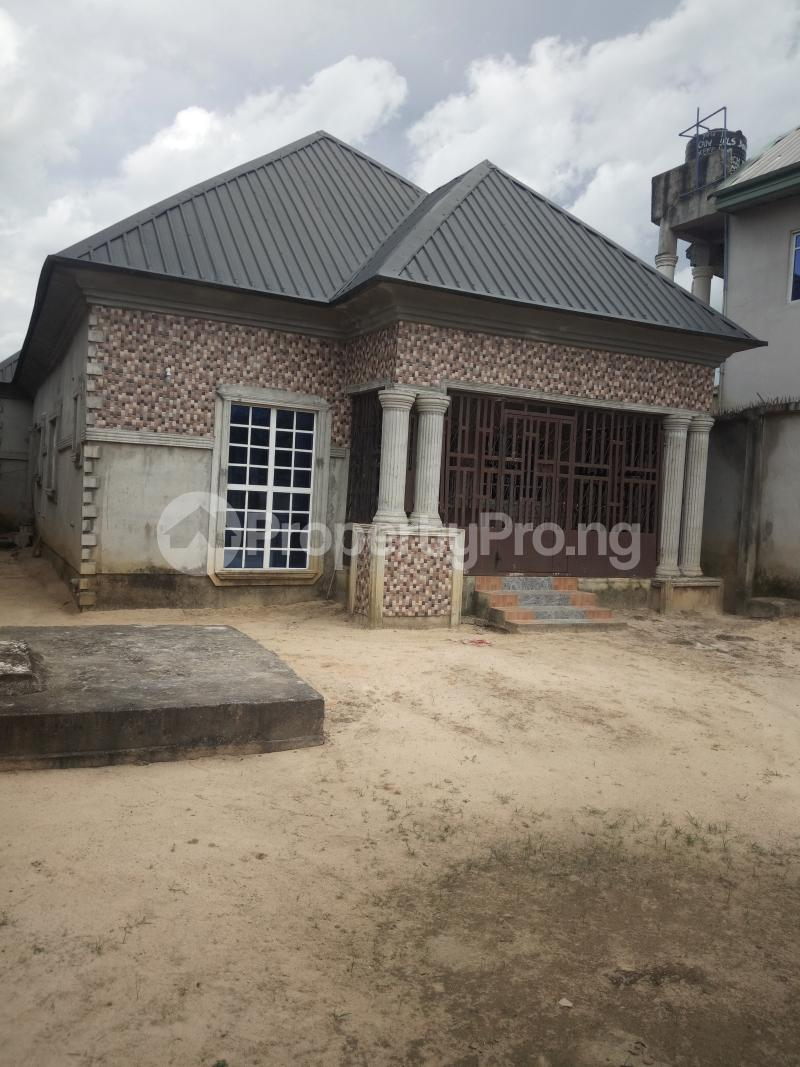 3 bedroom Detached Bungalow House for sale Ozuoba off NTA Rd Magbuoba Port Harcourt Rivers - 0