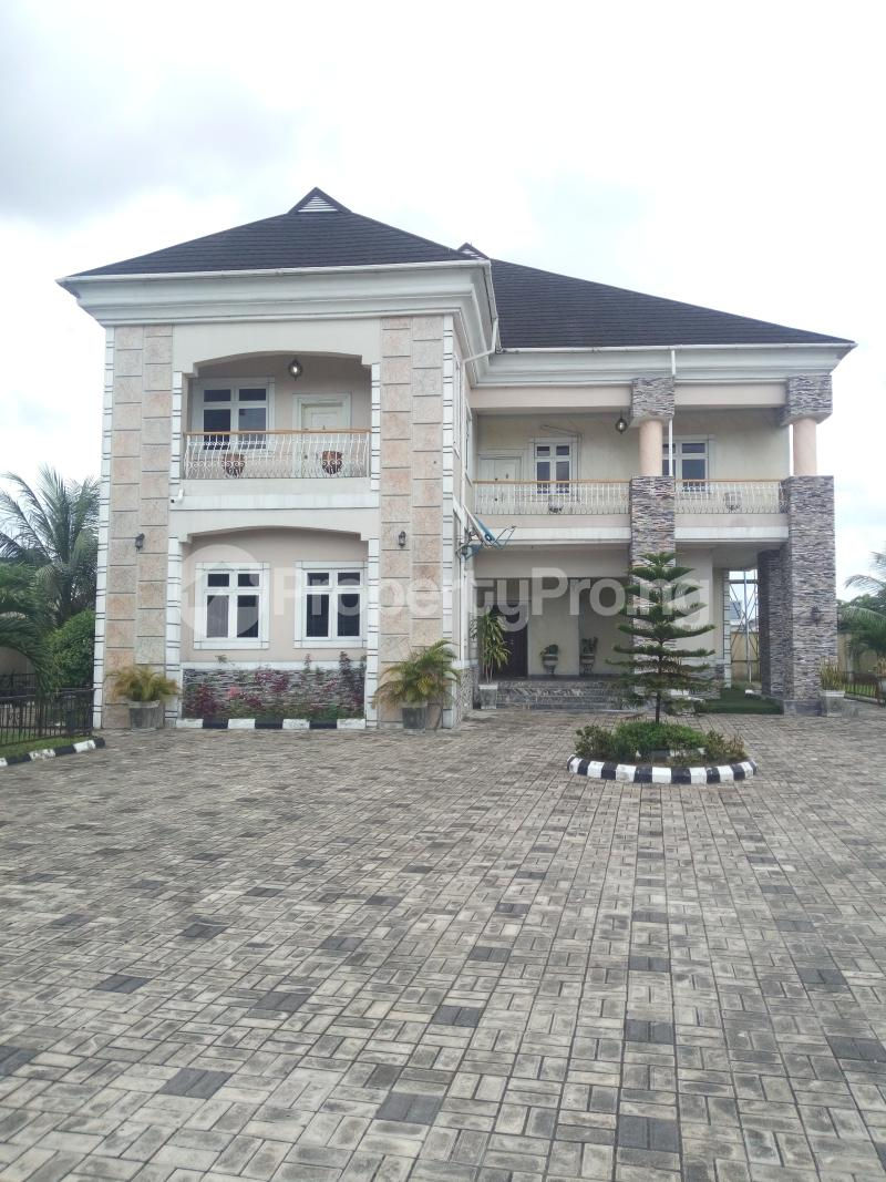 5 bedroom Detached Duplex House for sale Chinda Ada George Port Harcourt Rivers - 0