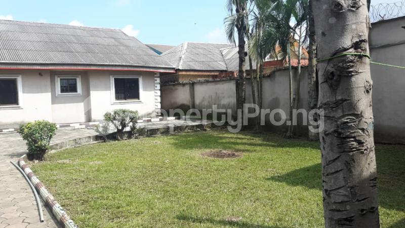 4 bedroom Detached Bungalow House for rent Rumuodara/Eneka road road Eliozu Port Harcourt Rivers - 1