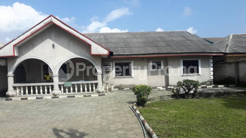4 bedroom Detached Bungalow House for rent Rumuodara/Eneka road road Eliozu Port Harcourt Rivers - 0