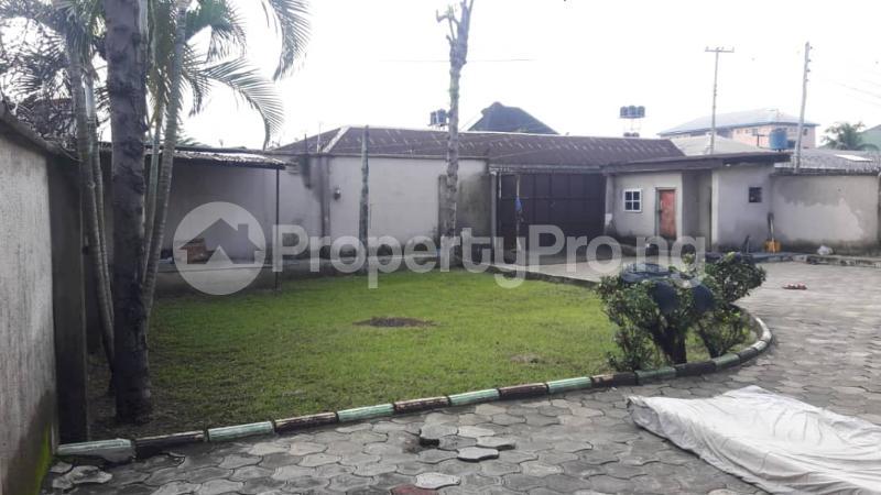 4 bedroom Detached Bungalow House for rent Rumuodara/Eneka road road Eliozu Port Harcourt Rivers - 2