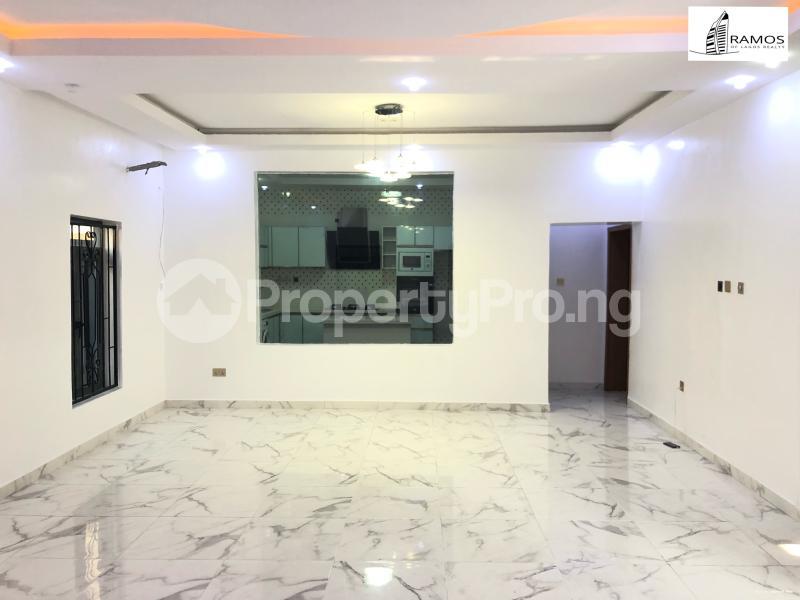 4 bedroom Detached Duplex House for sale . chevron Lekki Lagos - 1